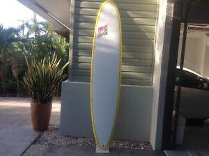 Classic Malibu 9ft 1 surfboard.