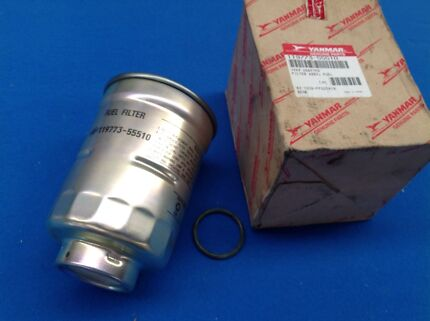 Yanmar fuel filter 119773-55510 Coomera Gold Coast North Preview