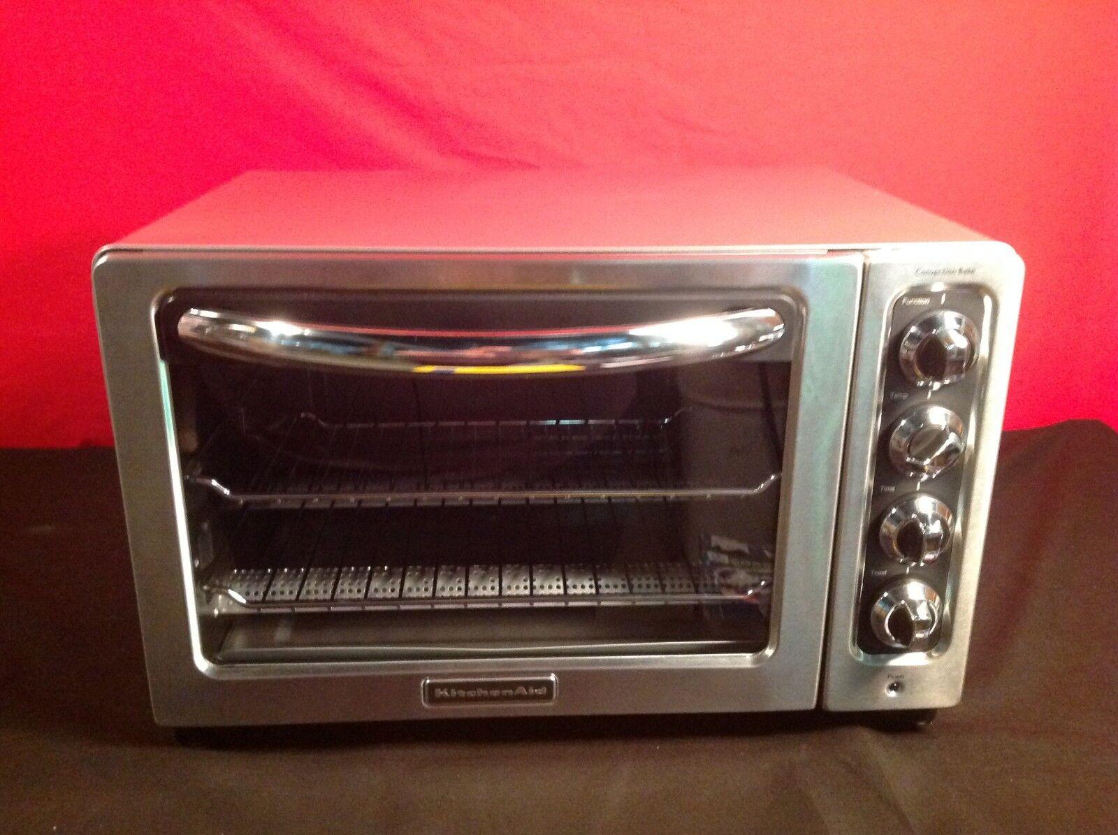 KitchenAid KCO223CU Toaster Oven - Broil, Toast, Bagel, Bake