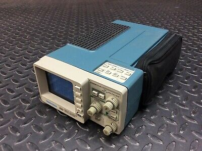 Tektronix 222 Digital Storage Oscilloscope W Probes