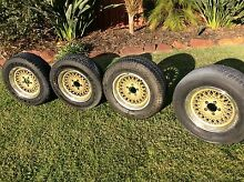 Holden Hot Wire mags and tyres Thornlie Gosnells Area Preview