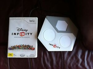 Wii Infinity game and portal Kingston Kingborough Area Preview