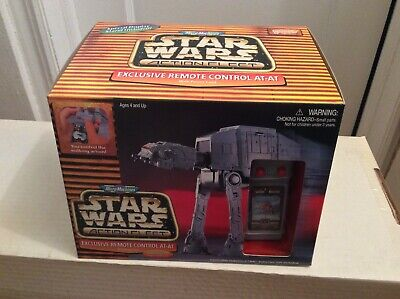 Star Wars Action Fleet Remote Controlled AT-AT Walker with Two Figures