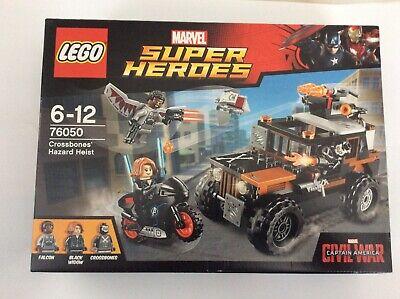 Lego 76050 Marvel Super Heroes Crossbones' Hazard Heist