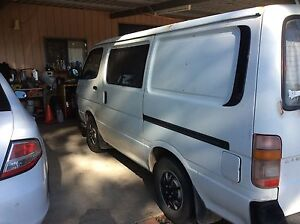 Toyota hiace van  99 model Torquay Fraser Coast Preview