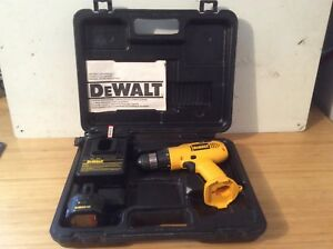 Dewalt perceuse
