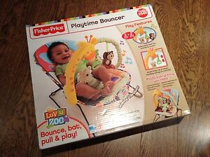 Playtime bouncer - berceuse - luv u zoo - Fisher-Price