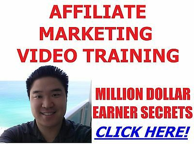 Affiliate Marketing - Internet Marketing - Work From Home Online Business Course