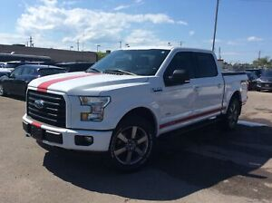 2015 Ford F-150 FX4| Hot Red Leather| Nav| Brand New Tires|