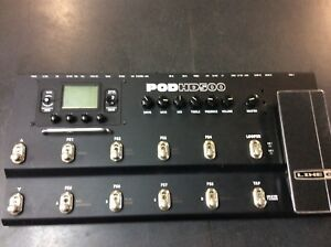Line 6 effect pedal PODHD500 Warilla Shellharbour Area Preview