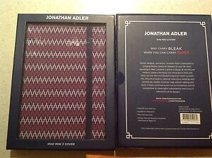 Jonathan Adler IPAD Mini Case - New sealed - to fit 1,2 or 3 Byford Serpentine Area Preview