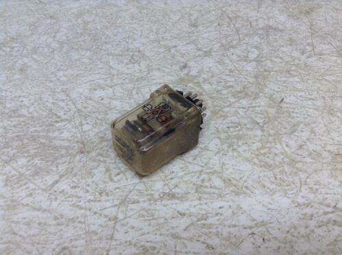 Potter & Brumfield KRP14AG Pilot Cube Relay 115 VAC Coil