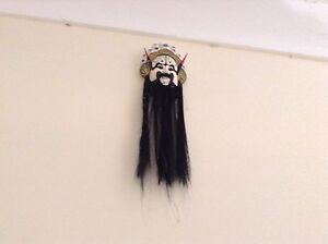 Chinese figurine masks - wall hangings Thornlie Gosnells Area Preview