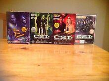 CSI seasons 1 ,2 ,3 & 4 Wantirna Knox Area Preview