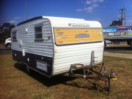 Swap for road bike ! Caravan and motorbike trailer all in one  Bacchus Marsh Moorabool Area Preview