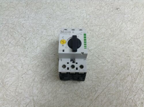 Moeller Klockner PKZM0-1,6 Motor Circuit Protector 1-1.6 Amp PKZM016 (OK)