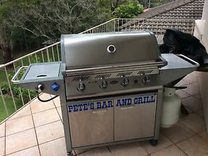5 Burner B B Q North Narrabeen Pittwater Area Preview
