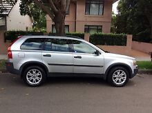2006 Volvo XC90 T6 Lifestyle Wagon 7st 5dr Spts Auto 4sp 4x4 2.9TT North Sydney North Sydney Area Preview