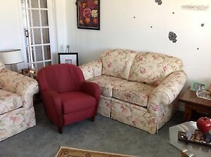 Livingroom/recroom couches and chairs