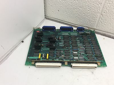 Mazak Mitsubishi PC Board, # BN624A241H02, FX63A, Revision A, Used, WARRANTY