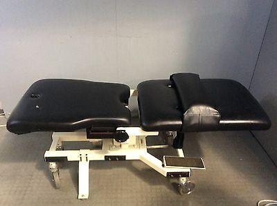 Manual Exam Chairtable Wblack Upholstery Medical Hospital Exam Furniture