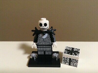 LEGO MINIFIGURE JACK SKELLINGTON NIGHTMARE BEFORE CHRISTMAS Mini Figure 71024
