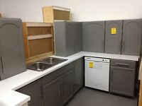 Grey kitchen St. Catharines Ontario Preview