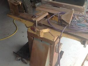 TANNER QUALITY COMBINATION TABLE SAW/PLANER 240 VOLT Mullumbimby Byron Area Preview