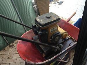 Crommlins compactor great for parts Belmont Belmont Area Preview