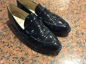 Beautiful black  leather shoes size 38.5 Ormond Glen Eira Area Preview