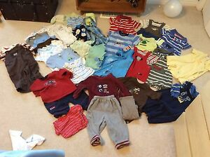 9 month baby boy lot sale