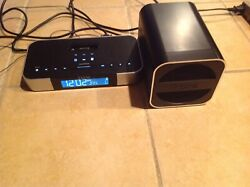 IHome IH51B 2.1 Micro Stereo System Alarm Clock Radio for IPOD w/ SUB ONLY