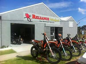 MOTORCYCLE REPAIRS, SERVICE AND ACCESSORIES BUSINESS FOR SALE Muswellbrook Area Preview