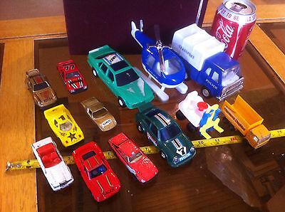 Diecast & Toy Vehicles Lot Bus X4 Majorette