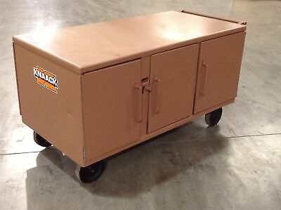 Knaack 62 War Wagon 62 X 32 X 26 Rolling Work Bench 3400 Lbs With Casters