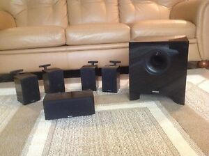 Energy Surround Speakers  - $125.00