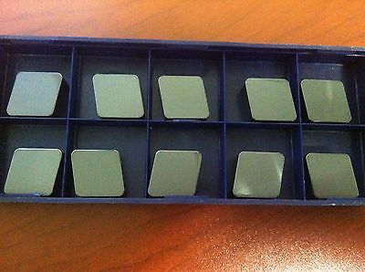 Stellram  CNGN160720 CNG555 SA7402 Ceramic Turning Inserts Qty. 10 #028135