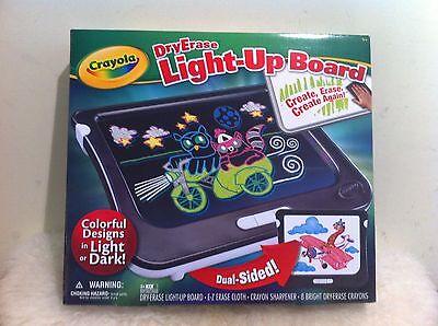 New Crayola Dry Erase Light-Up Board](Crayola Dry Erase Light Up Board)