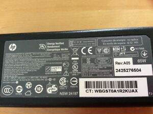 HP power cord
