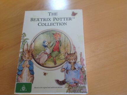 Beatrix Potter boxed dvd set