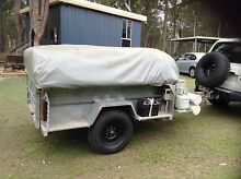 Lifestyle camper trailer Greenbank Logan Area Preview