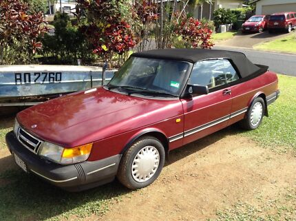1993 Saab 900i Cabriolet  Cairns 4870 Cairns City Preview
