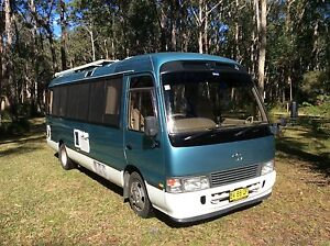 2000 Toyota Coaster Motorhome Forster Great Lakes Area Preview