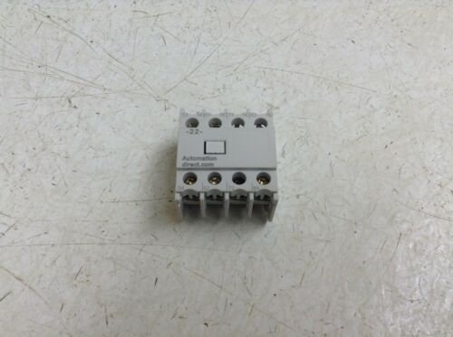 Automation Direct GH15T22 Auxiliary Contact