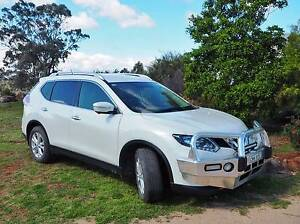 2015 Nissan X-trail Wagon Inverell Inverell Area Preview