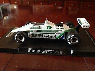 VENDO F1: WILLIAMS FORD  FW07B DEL 1980 comprar usado  Enviando para Brazil