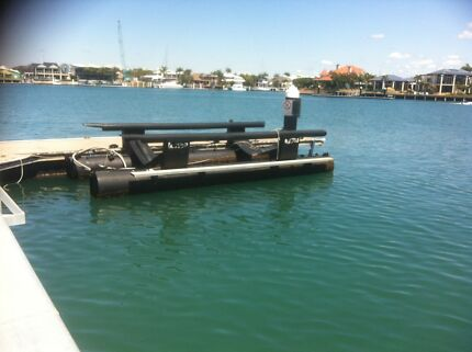 Air dock air birth boat lift ( park your boat out of the water) Beachmere Caboolture Area Preview