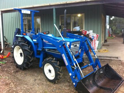 Iseki 30 hp 4x4 front end loader bucket 550 hours  Kangaroo Valley Shoalhaven Area Preview