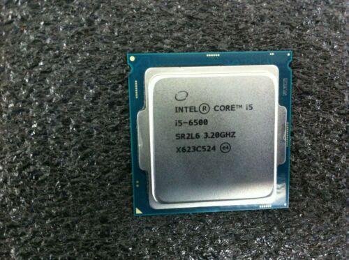 Intel Core i5-6500 3.20GHz Quad-Core CPU Processor SR2L6 LGA1151 - CPU769S