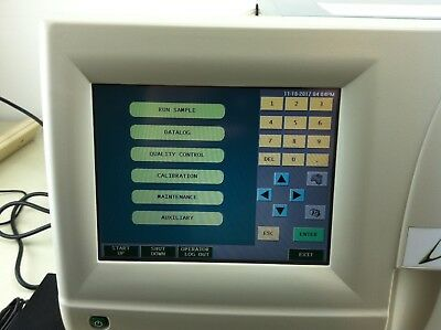 Drew D3 Automatic Hematology Analyzer -- Manufactured In 2011